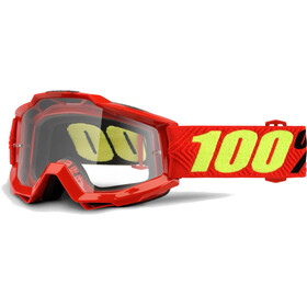 100% Accuri OTG Anti Fog Clear Goggles Saarinen